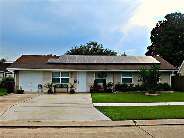 3 bed 2 bath Single Family at 3613 Ole Miss Dr Kenner, LA, 70065 is for sale at 139k - 1 of 18