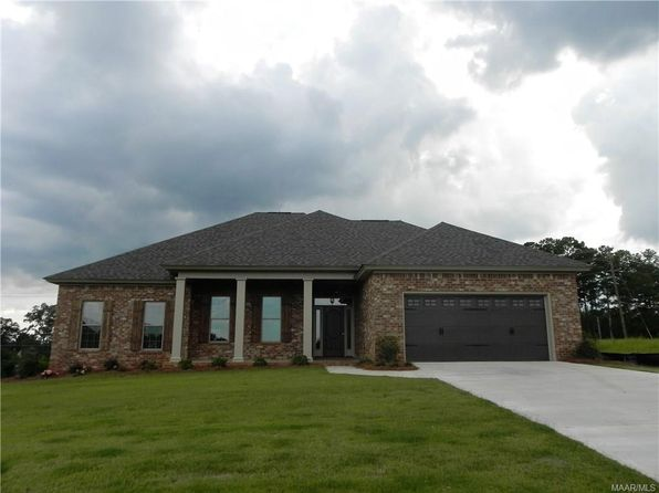 4 bed 2 bath Single Family at 19 Tallahatchie Dr Wetumpka, AL, 36093 is for sale at 229k - 1 of 29