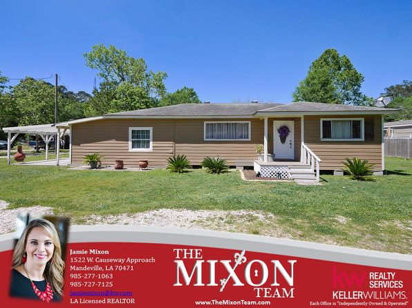 3 bed 2 bath Single Family at 230 Galatas Rd Madisonville, LA, 70447 is for sale at 110k - 1 of 14