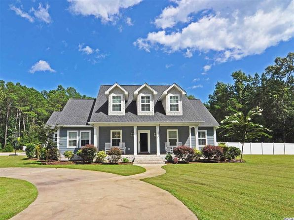 4 bed 5 bath Single Family at 595 Fox Hollow Rd Murrells Inlet, SC, 29576 is for sale at 595k - 1 of 25