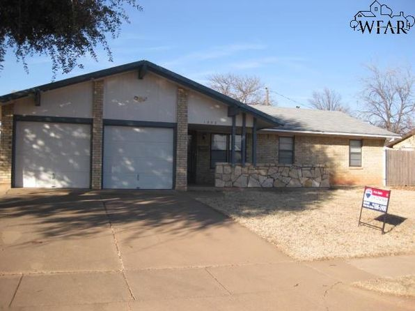 3 bed 2 bath Single Family at 1902 Eden Ln Wichita Falls, TX, 76306 is for sale at 98k - 1 of 14