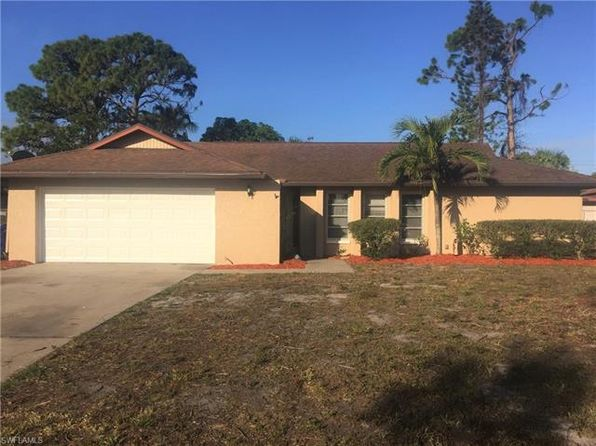 3 bed 2 bath Single Family at 5656 Lochness Ct North Fort Myers, FL, 33903 is for sale at 195k - 1 of 25