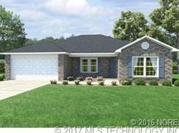 4 bed 2 bath Single Family at 14796 S 276th East Ave Coweta, OK, 74429 is for sale at 160k - google static map