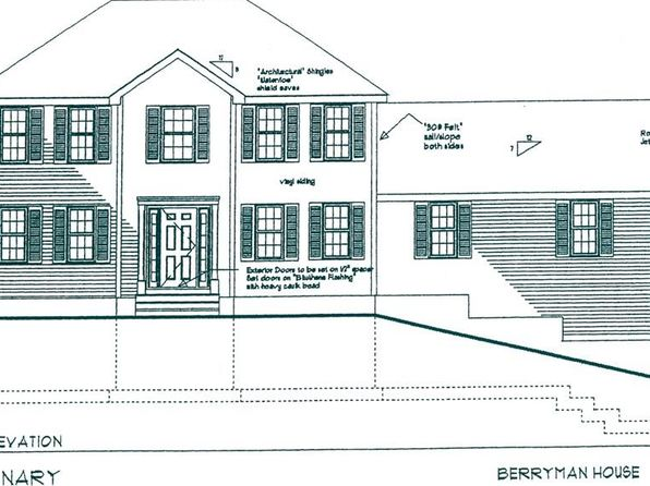 3 bed 1.5 bath Single Family at  Pommaqusett Rd Rutland, MA, 01543 is for sale at 320k - google static map