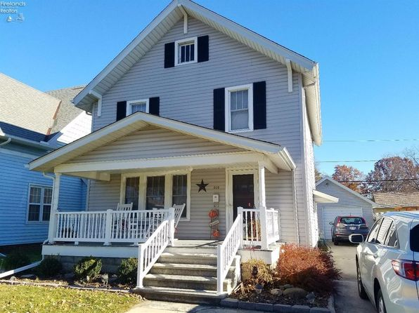 3 bed 1 bath Single Family at 496 N Washington St Tiffin, OH, 44883 is for sale at 110k - 1 of 20