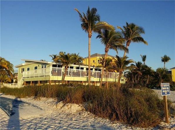 2 bed 2 bath Single Family at 50 Dakota Ave Fort Myers Beach, FL, 33931 is for sale at 1.85m - 1 of 5