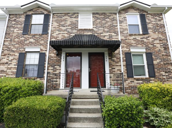 2 bed 2 bath Townhouse at 244 Edgewood Dr Hendersonville, TN, 37075 is for sale at 130k - 1 of 16