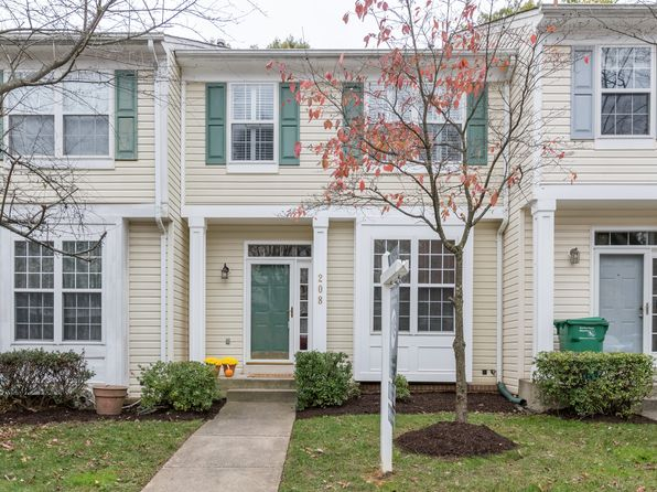 3 bed 3 bath Townhouse at 208 Twelve Oaks Dr Gaithersburg, MD, 20878 is for sale at 380k - 1 of 9