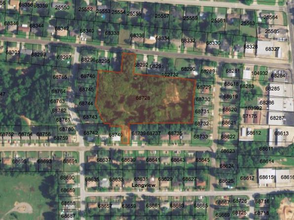 null bed null bath Vacant Land at  Tbd Tammy Lynn Dr Longview, TX, 75604 is for sale at 143k - 1 of 4