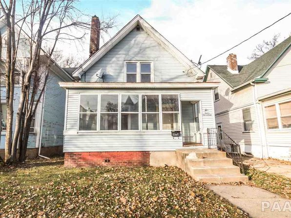 3 bed 1 bath Single Family at 1217 N Orange St Peoria, IL, 61606 is for sale at 50k - 1 of 20
