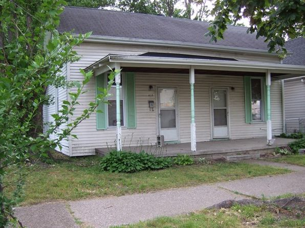 2 bed 2 bath Single Family at 416/418 Cedar St Owensboro, KY, 42301 is for sale at 33k - google static map