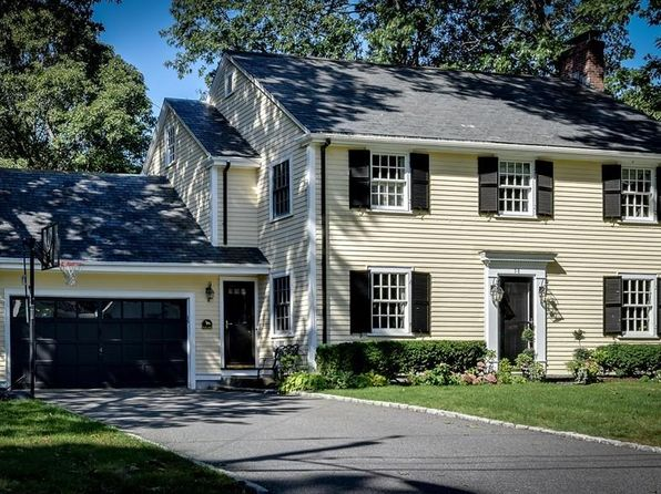 4 bed 3 bath Single Family at 58 Fiske Rd Wellesley, MA, 02481 is for sale at 1.30m - 1 of 20