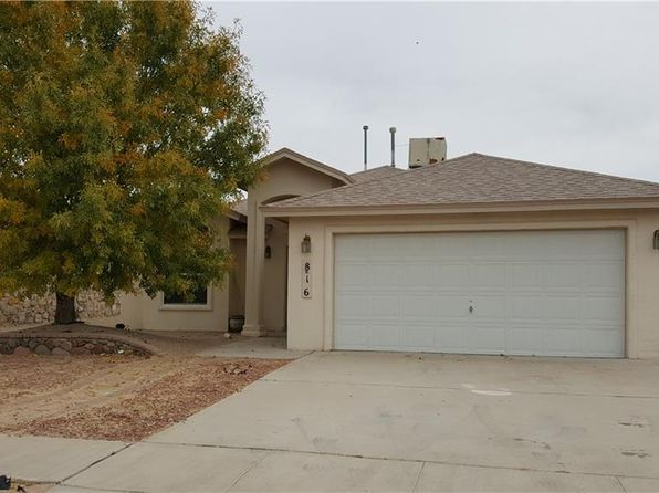 4 bed 2 bath Single Family at 816 Paseo De Suerte Dr El Paso, TX, 79928 is for sale at 130k - 1 of 8