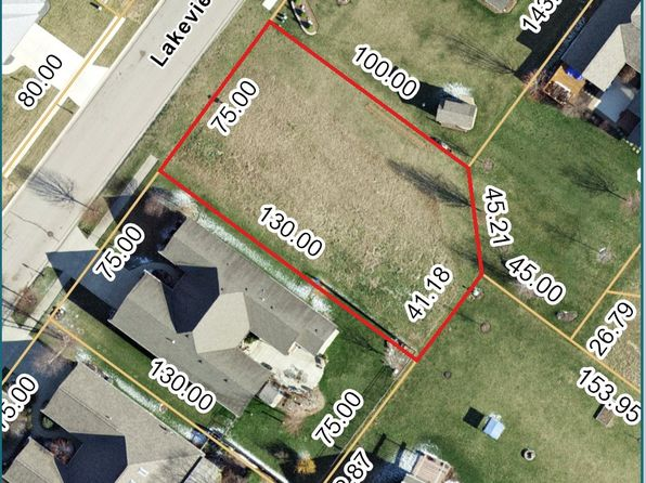 null bed null bath Vacant Land at  Lot 176 Lakeview Xenia, OH, 45385 is for sale at 38k - 1 of 6
