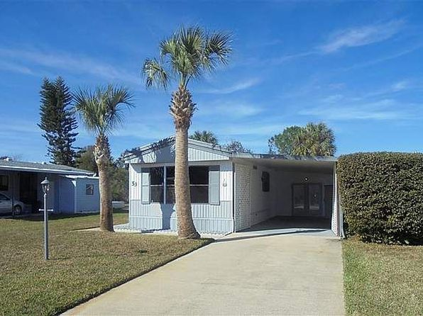 2 bed 2 bath Mobile / Manufactured at 53 White Feather Ln Flagler Beach, FL, 32136 is for sale at 25k - 1 of 15