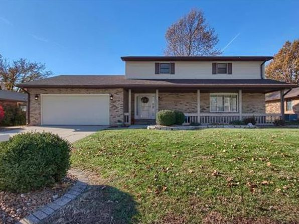4 bed 3 bath Single Family at 208 Blue Ridge Dr Glen Carbon, IL, 62034 is for sale at 245k - 1 of 35