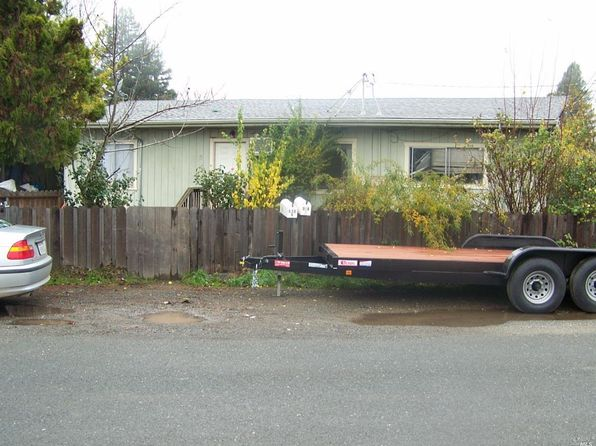 3 bed 1 bath Single Family at 518 Railroad Ave Willits, CA, 95490 is for sale at 166k - google static map