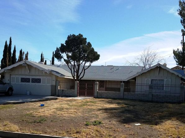 4 bed 2 bath Single Family at 1146 E AVENUE K LANCASTER, CA, 93535 is for sale at 220k - google static map