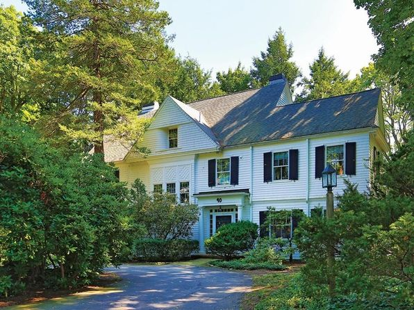 6 bed 5 bath Single Family at 40 DUNSTER RD CHESTNUT HILL, MA, 02467 is for sale at 3.10m - 1 of 10
