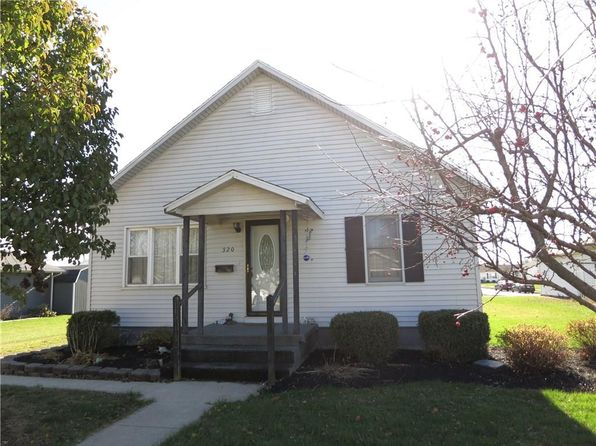 2 bed 1 bath Single Family at 520 Sycamore St Celina, OH, 45822 is for sale at 73k - 1 of 17