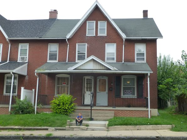 5 bed 2 bath Single Family at 10 Strode Ave Coatesville, PA, 19320 is for sale at 95k - 1 of 10