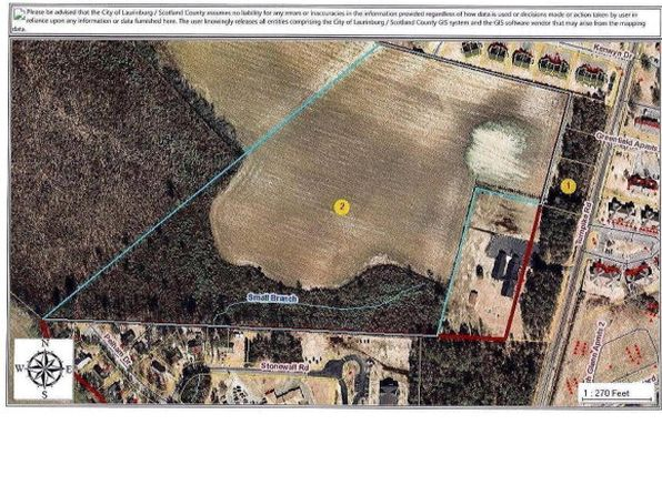 null bed null bath Vacant Land at 0000 Turnpike Rd Laurinburg, NC, 28352 is for sale at 75k - google static map