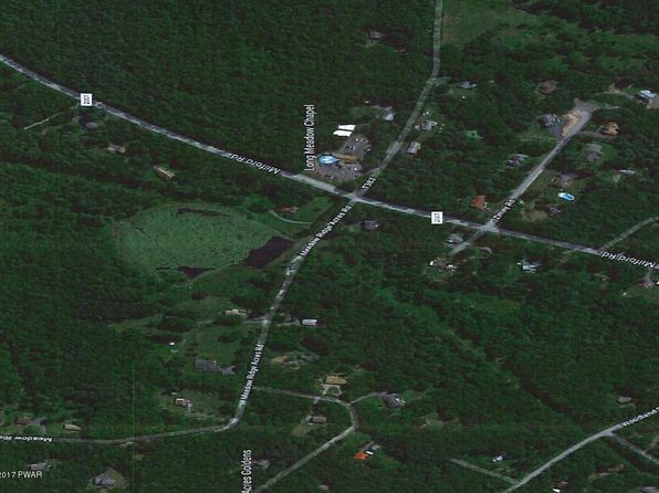 null bed null bath Vacant Land at  Meadow Acres Ridge Rd Dingmans Ferry, PA, 18328 is for sale at 25k - google static map