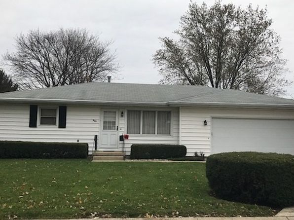 3 bed 2 bath Single Family at 929 Pinecrest Dr Rantoul, IL, 61866 is for sale at 95k - 1 of 19