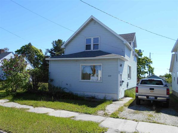3 bed 2 bath Single Family at 220 N Houghton Ave Manistique, MI, 49854 is for sale at 29k - 1 of 20