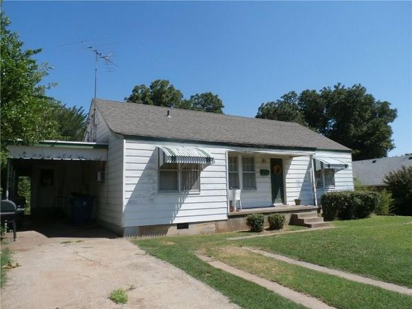 4 bed 2 bath Single Family at 914 W Minnesota Ave Chickasha, OK, 73018 is for sale at 54k - 1 of 19