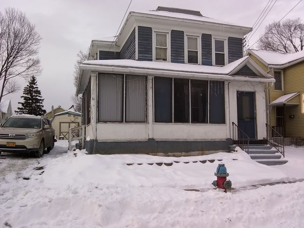 5 bed 2 bath Multi Family at 21 VIRGIL ST BINGHAMTON, NY, 13901 is for sale at 33k - google static map