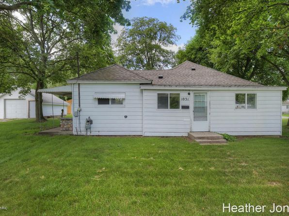 2 bed 1 bath Single Family at 1031 N 4th St Greenville, MI, 48838 is for sale at 65k - 1 of 23