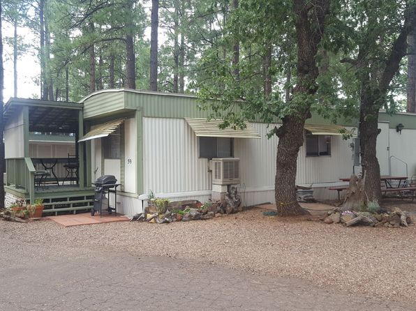1 bed 1 bath Mobile / Manufactured at 1664 Ponderosa Ln Lakeside, AZ, 85929 is for sale at 13k - 1 of 5