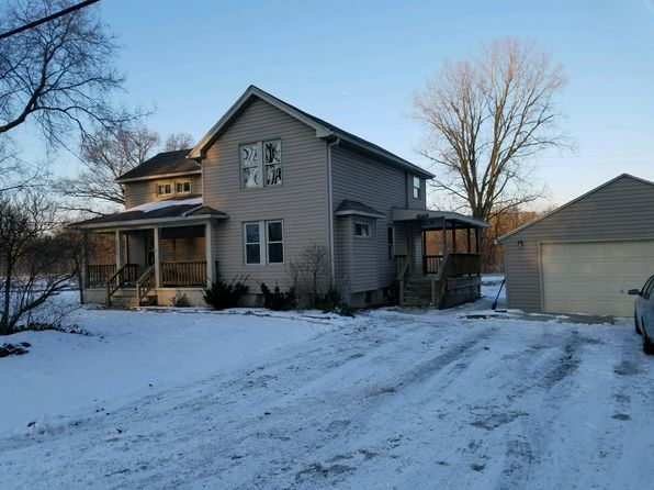 4 bed 2 bath Single Family at 6750 Whiteford Center Rd Lambertville, MI, 48144 is for sale at 141k - 1 of 5