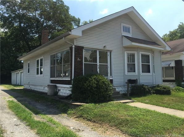 2 bed 1 bath Single Family at 434 Penn St Jeffersonville, IN, 47130 is for sale at 100k - 1 of 42