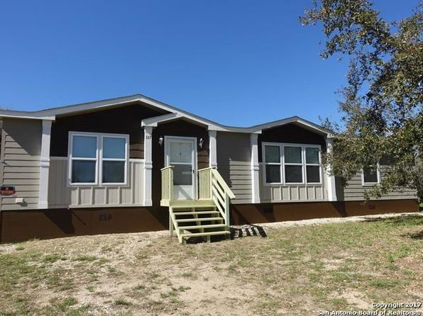 3 bed 2 bath Mobile / Manufactured at 327 County Road 123 Floresville, TX, 78114 is for sale at 130k - 1 of 20