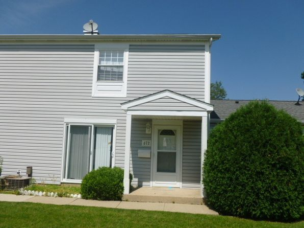 2 bed 2 bath Townhouse at 672 Cleo Ct Wheeling, IL, 60090 is for sale at 150k - 1 of 20