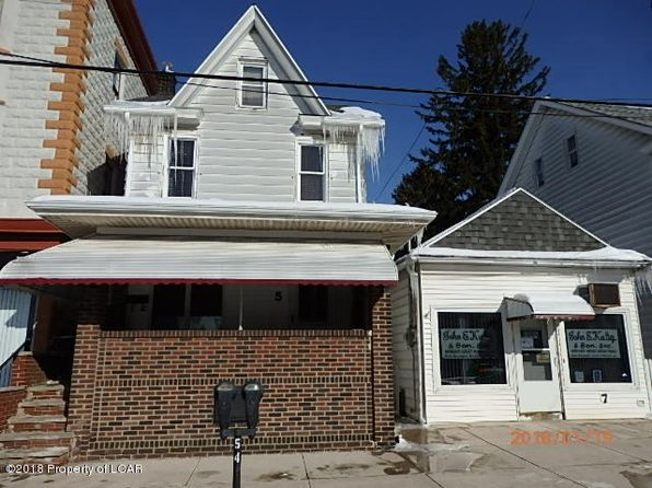 3 bed 13 bath Multi Family at 5-7 W Broad St West Hazleton, PA, 18202 is for sale at 125k - google static map