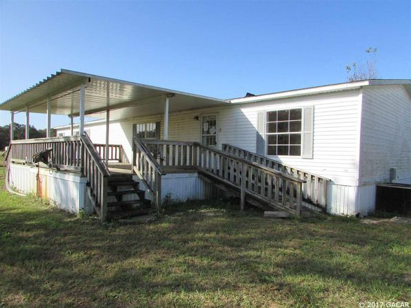 3 bed 2 bath Mobile / Manufactured at 139 NE 818th St Old Town, FL, 32680 is for sale at 31k - 1 of 9
