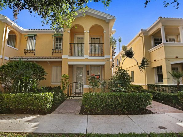 4 bed 3 bath Townhouse at 222 Soriano Dr Jupiter, FL, 33458 is for sale at 369k - 1 of 20