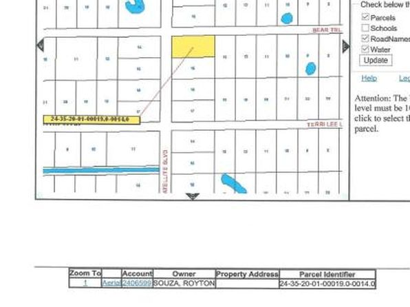 null bed null bath Vacant Land at 1531 SATELLITE BLVD COCOA, FL, 32926 is for sale at 25k - google static map