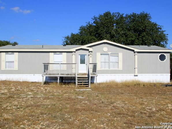 3 bed 2 bath Mobile / Manufactured at 627 Private Road 1501 Bandera, TX, 78003 is for sale at 110k - 1 of 19