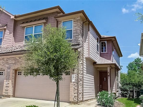 3 bed 3 bath Townhouse at 42 Aventura Pl The Woodlands, TX, 77389 is for sale at 250k - 1 of 32