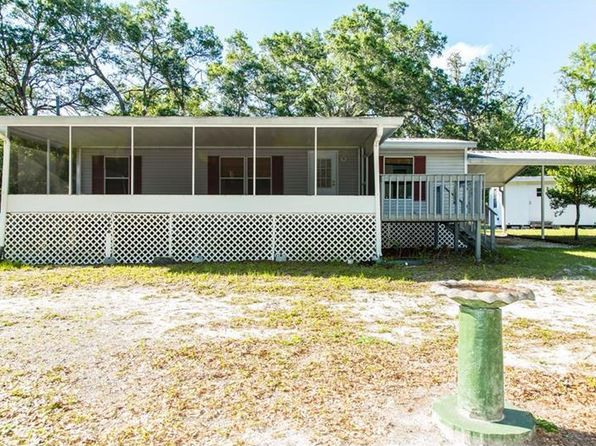 3 bed 2 bath Mobile / Manufactured at 20412 Raccoon Rd Altoona, FL, 32702 is for sale at 65k - 1 of 24