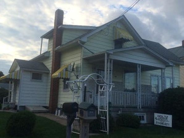 2 bed 1 bath Single Family at 107 Washington St Coalport, PA, 16627 is for sale at 37k - 1 of 12