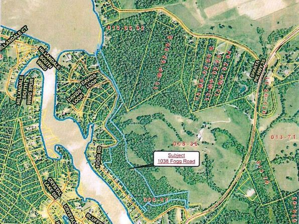 null bed null bath Vacant Land at 1038 Fogg Rd Sparta, KY, 41086 is for sale at 89k - google static map