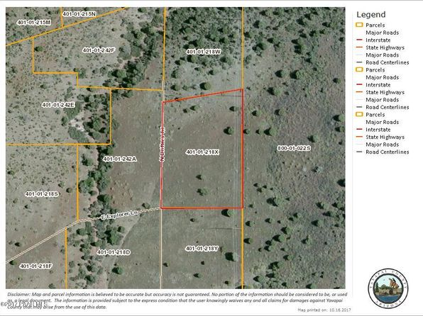 null bed null bath Vacant Land at D2 N Drifters Trl Prescott Valley, AZ, 86315 is for sale at 85k - google static map