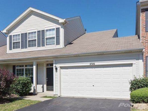 3 bed 1 bath Condo at  For Rent.2316 Alden Dr Plainfield Il 60586 Plainfield Il, IL, 60586 is for sale at 50k - google static map