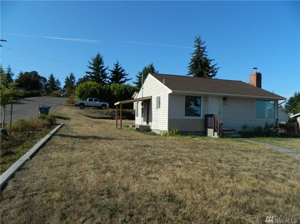 2 bed 1 bath Single Family at 1704 W 7th St Port Angeles, WA, 98363 is for sale at 199k - 1 of 12