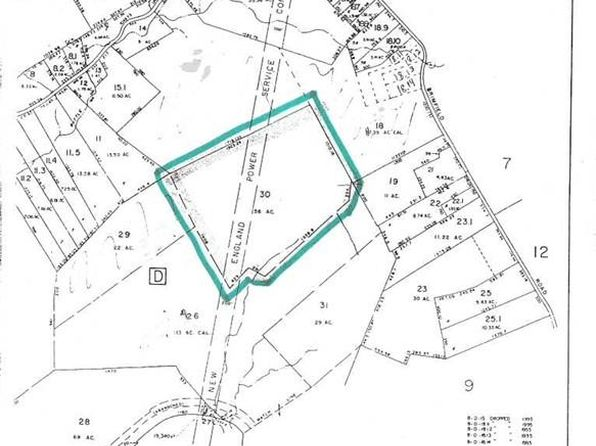 null bed null bath Vacant Land at 0 Dunhamtown Palmer Rd Brimfield, MA, 01010 is for sale at 125k - google static map